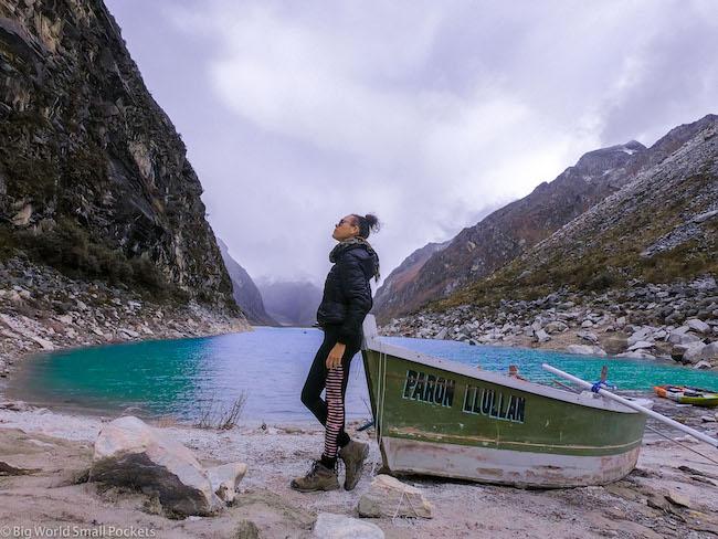 Peru, Huaraz, Laguna Churup