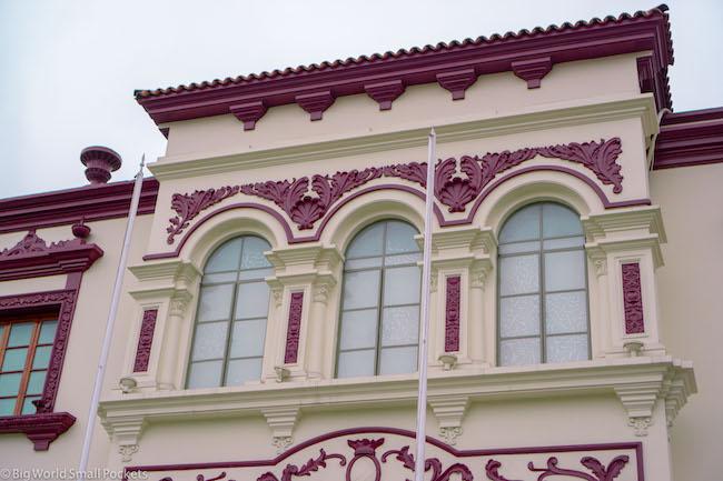 Peru, Lima, Building