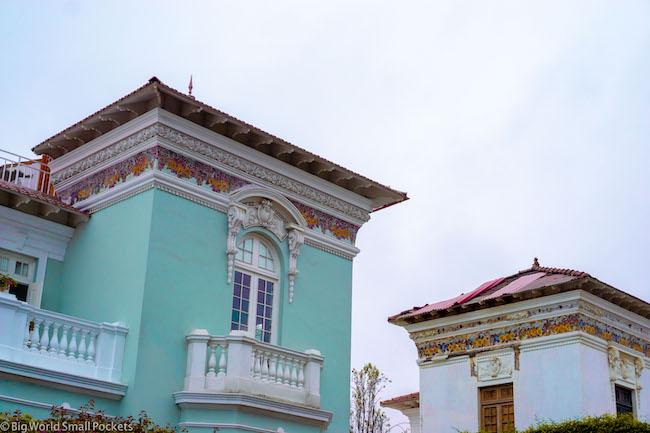 Peru, Lima, Colonial Architecture