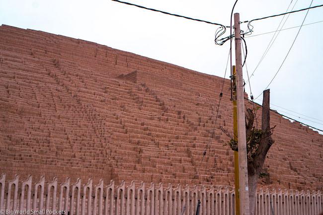 Peru, Miraflores, Ruinas