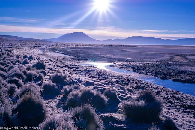 Peru, Reserva Salinas, Salt Flat