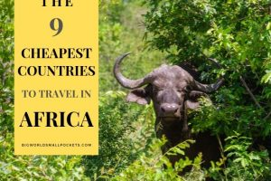 9 Cheapest Countries to Travel in Africa