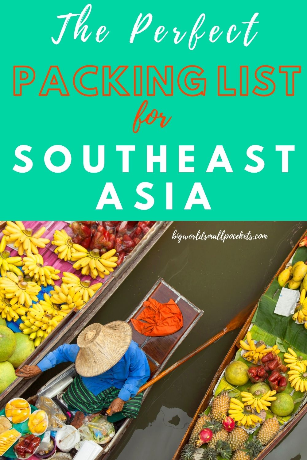 The Perfect Southeast Asia Packing List