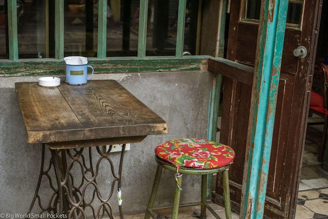 Vietnam, Hanoi, Cafe