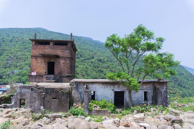Vietnam, Hoi An-Hue Road, Fort
