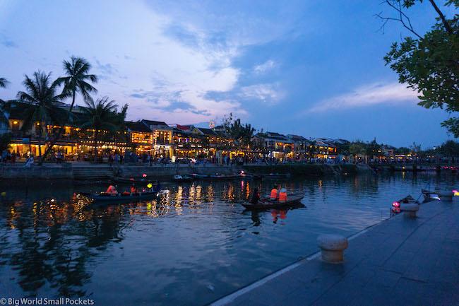 Vietnam, Hoi An, Night Scene