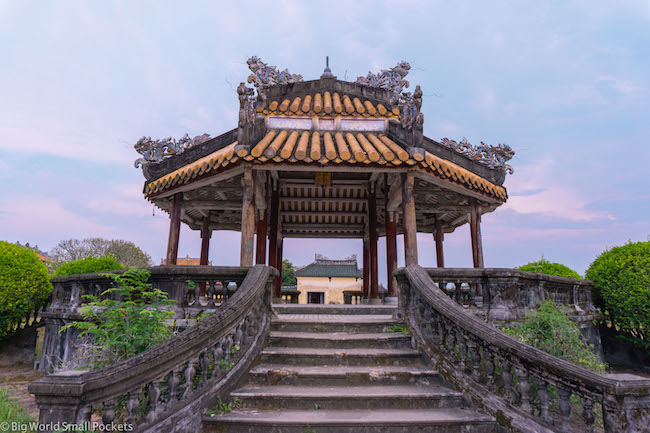 Vietnam, Hue, Citadel