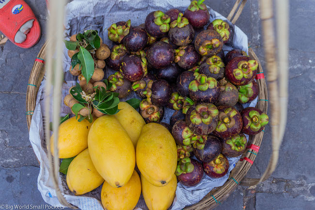 Vietnam, Market, Fruit