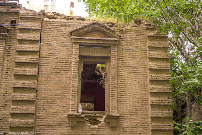Armenia, Yerevan, Old Building