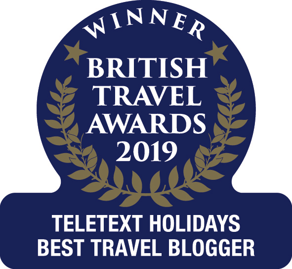 Best British Travel Blogger 2019