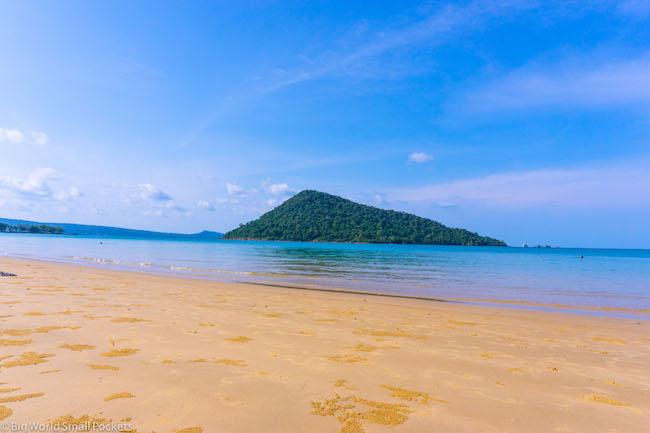 Cambodia, Koh Rong, Sanloem Island