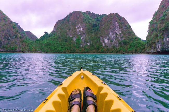 Cat Ba Island, Lan Ha Bay, Kayak