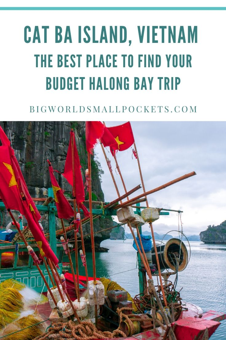 Cat Ba Island, Vietnam - The Spot for Budget Halong Bay Trips
