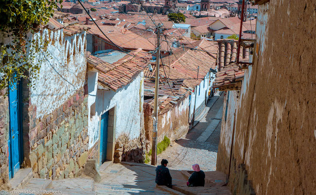 Peru, Cusco, Architecture