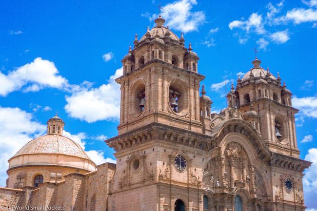 Peru, Cusco, Church