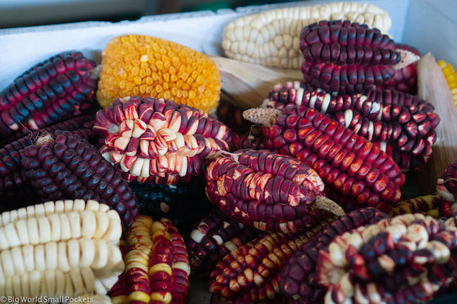 Peru, Cusco, Corn