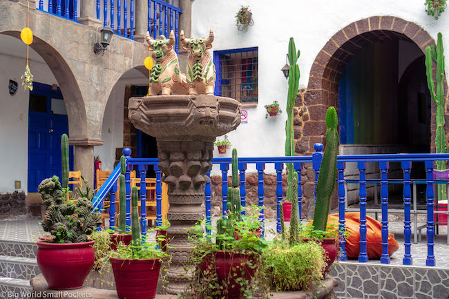Peru, Cusco, Milhouse Hostel