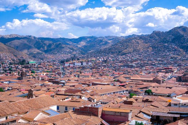 Peru, Cusco, Mirador