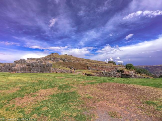 Peru, Cusco, Ruins
