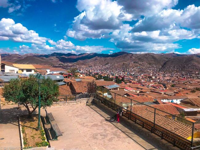 Peru, Cusco, San Blas
