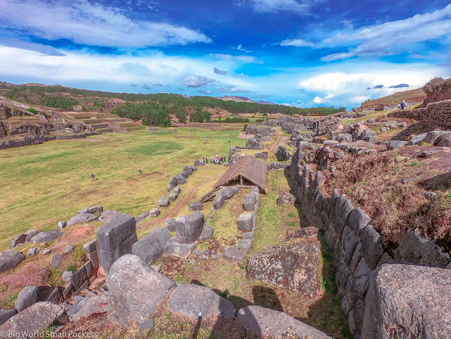 Peru, Cusco, Saqsayhuman
