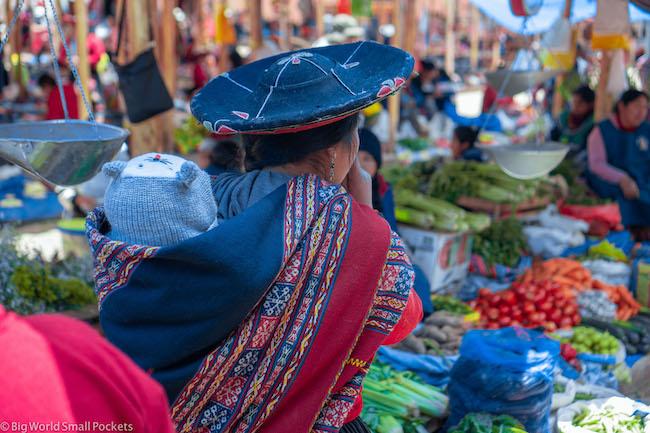 Peru, Sacred Valley, Chinchero