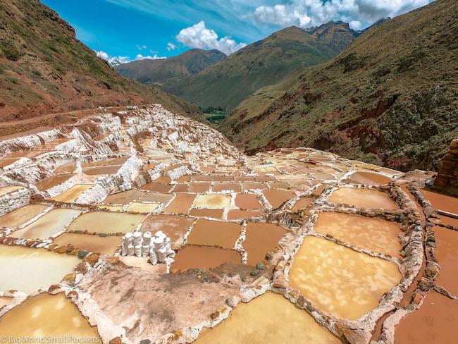 Peru, Sacred Valley, Maras