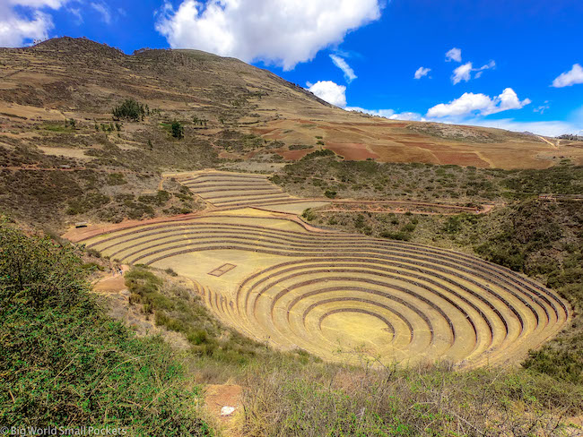 Peru, Sacred Valley, Moray