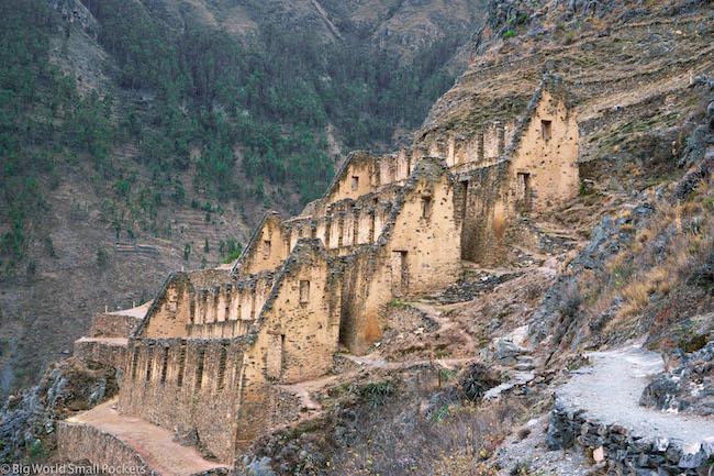 Peru, Sacred Valley, Ollantaytambo