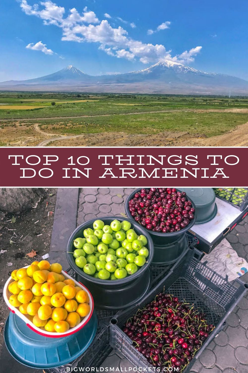 The Top 10 Things to Do in Armenia