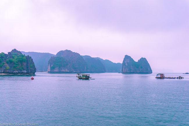 Vietnam, Cat Ba Island, Lan Ha Bay
