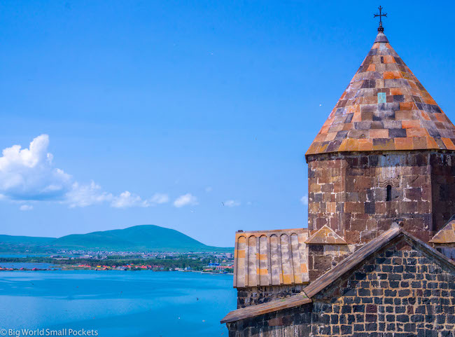 Armenia, Lake Sevan, Views