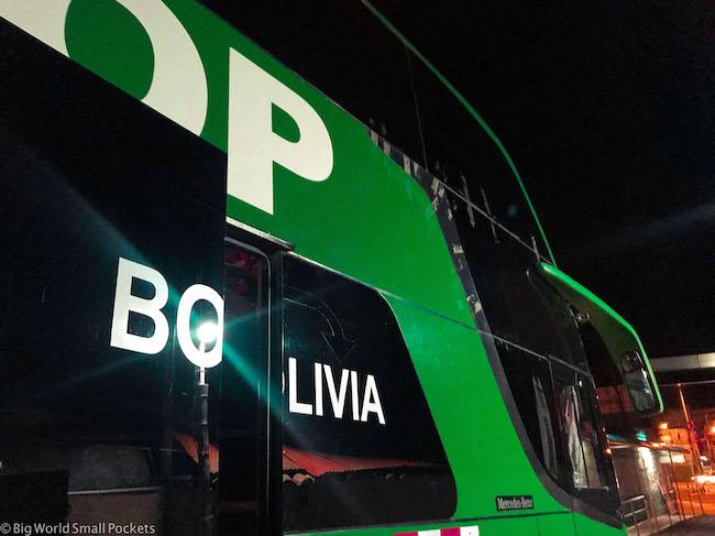 Bolivia, Bolivia Hop, Bus