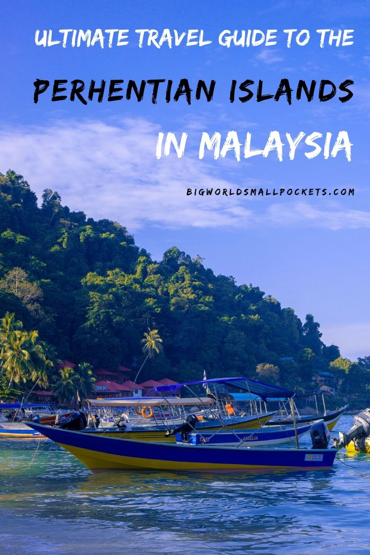 Complete Travel Guide to the Perhentian Islands in Malaysia