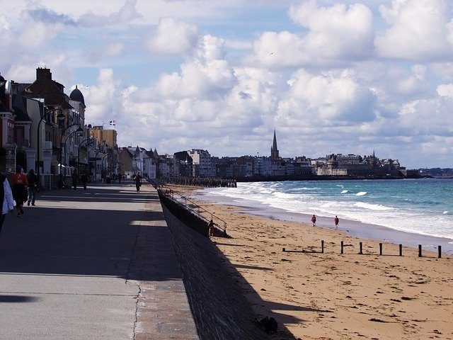France, Brittany, St Malo