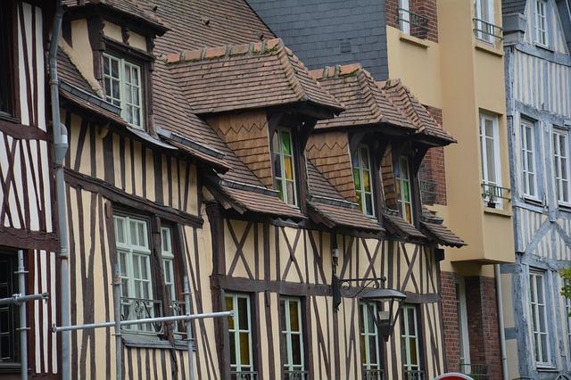 France, Normandy, Rouen