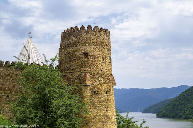 Georgia, Monastery, Views