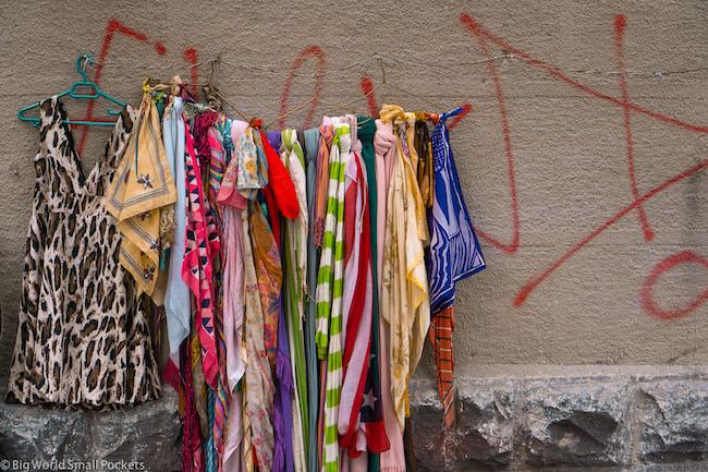 Georgia, Tbilisi, Clothes