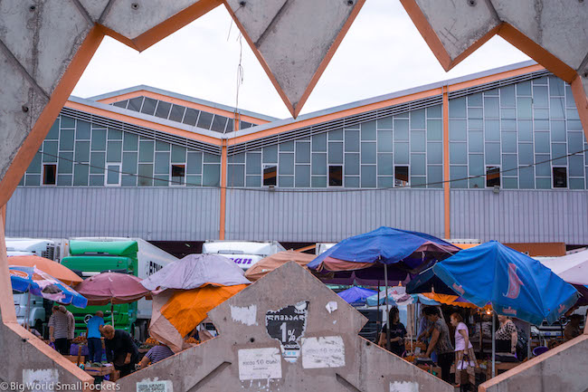 Georgia, Tbilisi, Deserter Market