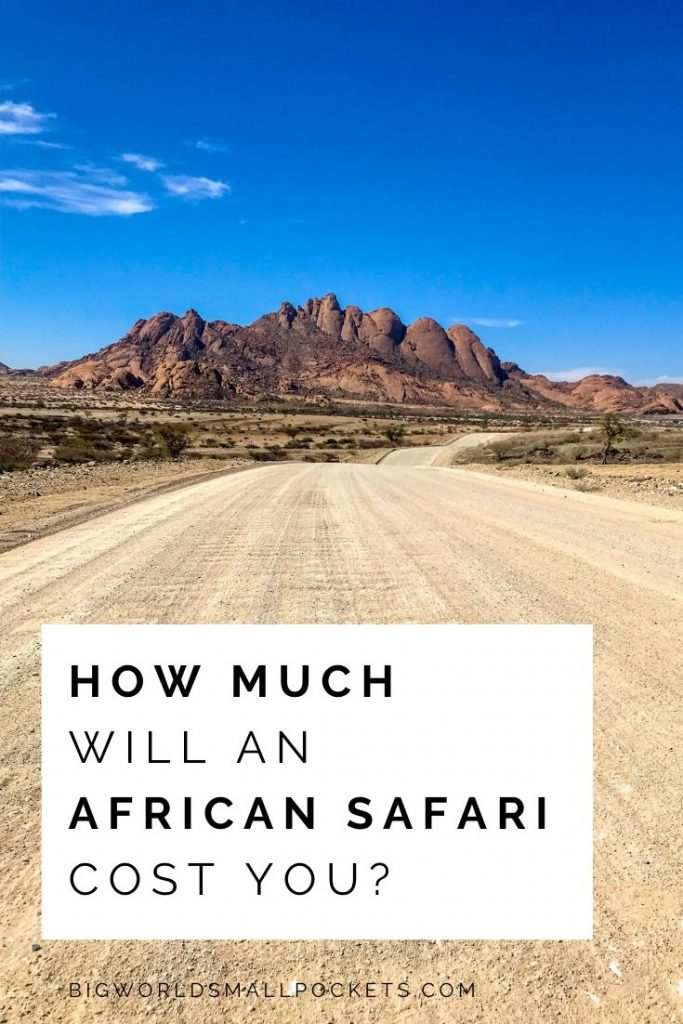 How Much Will an African Safari Cost You?