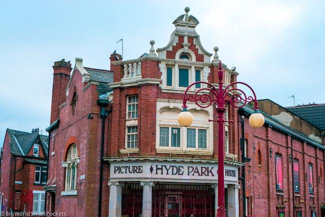 Leeds, Hyde Park, Cinema