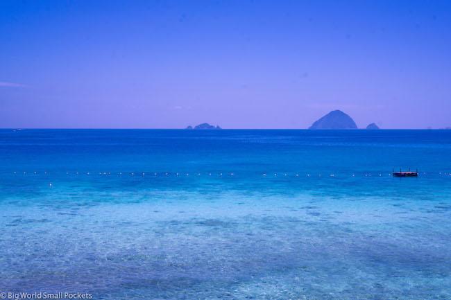 Malaysia, Perhentian Islands, Ocean Views