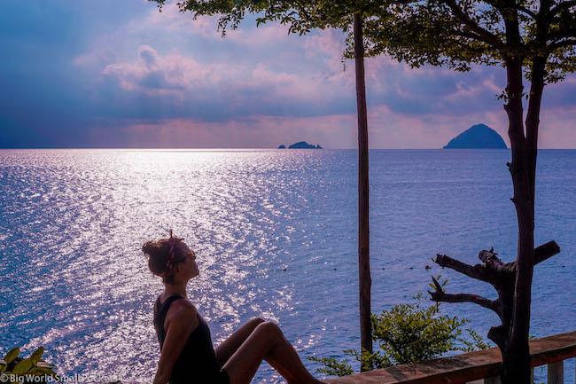 Malaysia, Pulau Kecil, Me