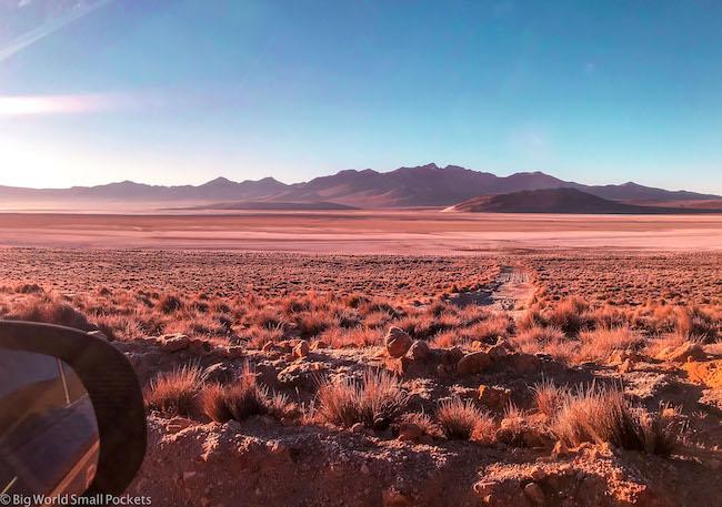 Peru, Arequipa, Reserva de Las Salinas