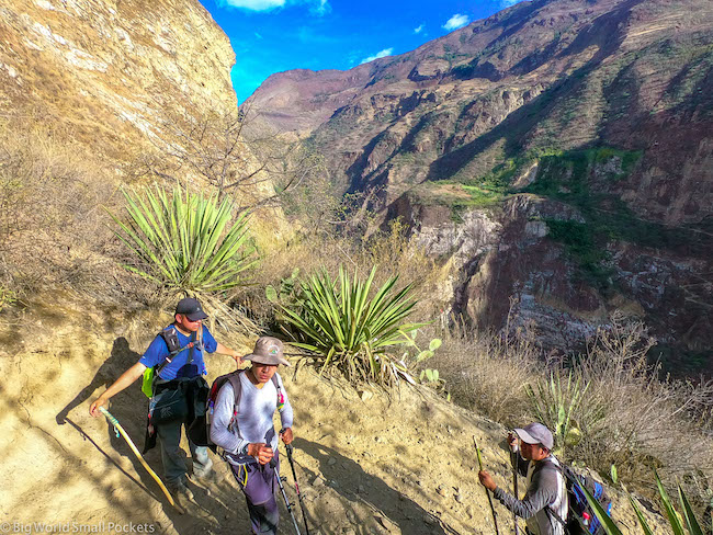 Peru, Choquequirao, Trek