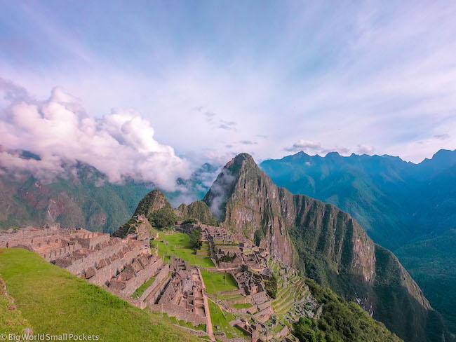 Peru, Cusco, Machu Picchu