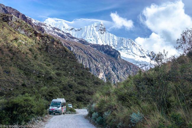 Peru, Huaraz, Laguna 69 Day Trip