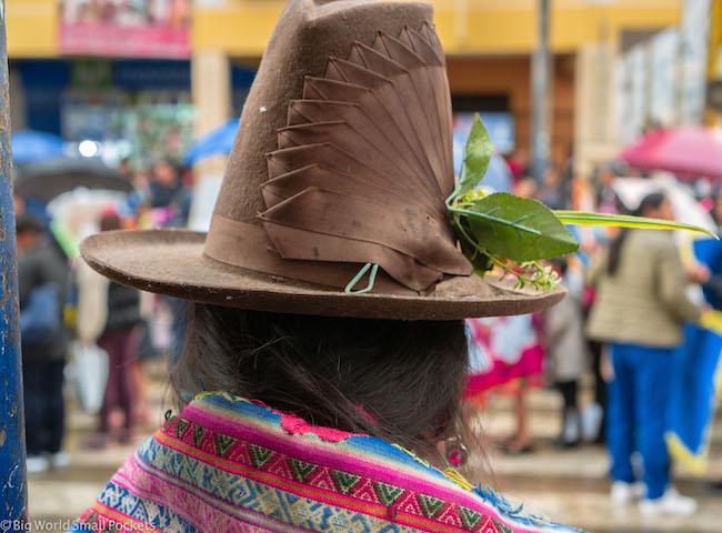 Peru, Lady, Hat