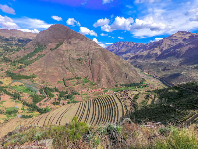 Peru, Sacred Valley, Pisac