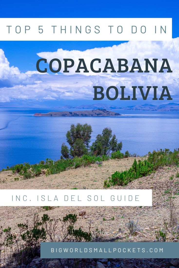 Top 5 Things to Do in Copacabana in Bolivia